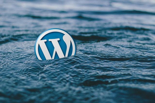 Wordpress Logo Blog